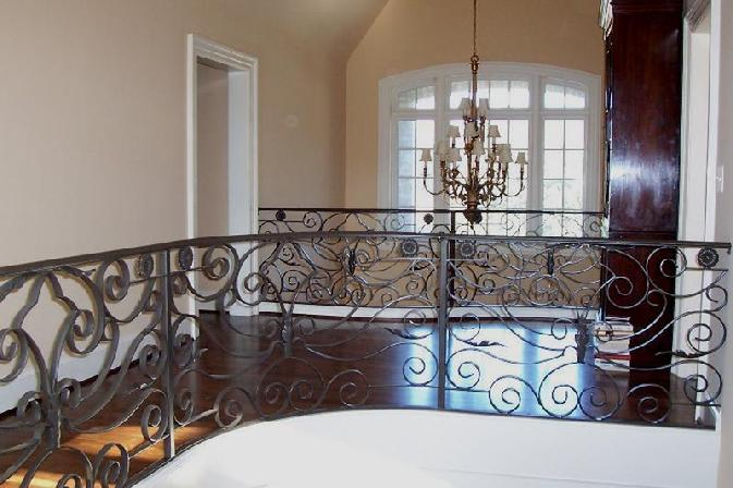 Custom Railing, Gates, Spiral Stairs And Metal Fabrication